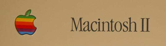 The Apple Museum - Gallery - Macintosh II